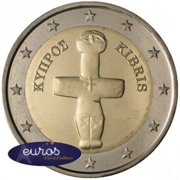 2 euros annuelle CHYPRE 2019 - Pièce non commémorative