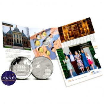 Set BU PAYS-BAS 2019 - Série 8 pièces 1 cent à 2 euros 2019 - Déménagement de la famille royale