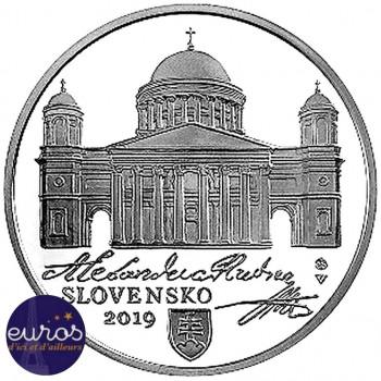 10 euros SLOVAQUIE 2019 -...