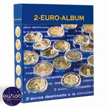 Album NUMIS pour pièces de 2 euros commémoratives de l'année 2019 - Tome 8 - LEUCHTTURM