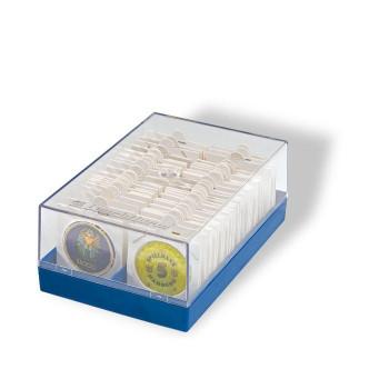Coffret pour pièces sous cadres cartonnés