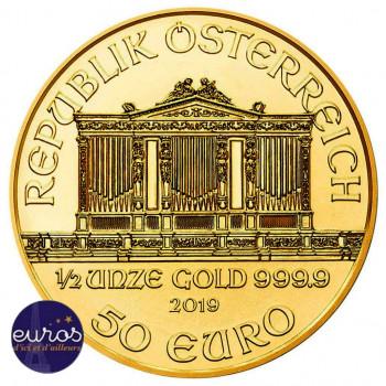 50 euros AUTRICHE 2019 -...