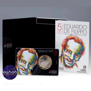 5 euros ITALIE 2020 -...
