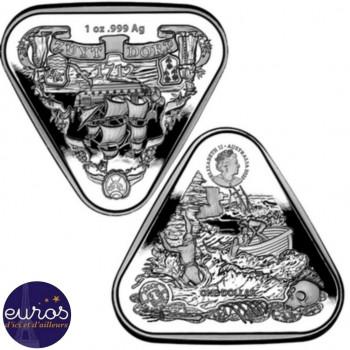 AUSTRALIE 2020 - 1$ AUD - Zuytdorp - Série Naufrages (3/4)