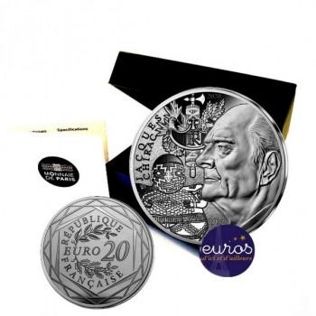 20 euros FRANCE 2020 -...