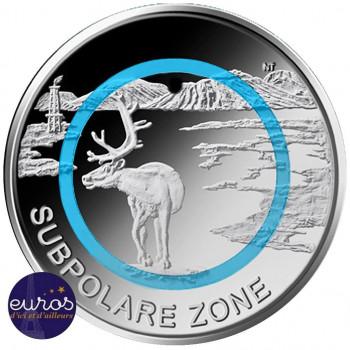 5 euros ALLEMAGNE 2020 - Zone Subpolaire - UNC
