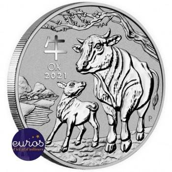 AUSTRALIE 2021 - 1$ AUD -...
