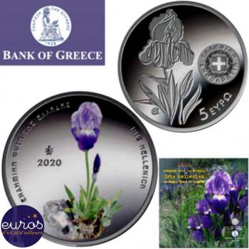 5 euros GRECE 2020 - Iris...