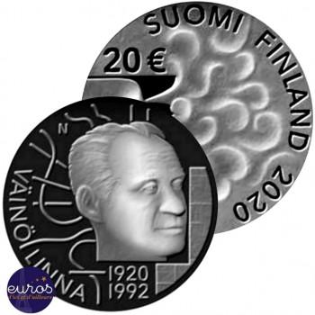20 euros commémorative...