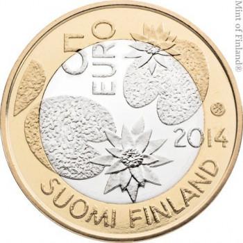 5 euros Finlande 2014