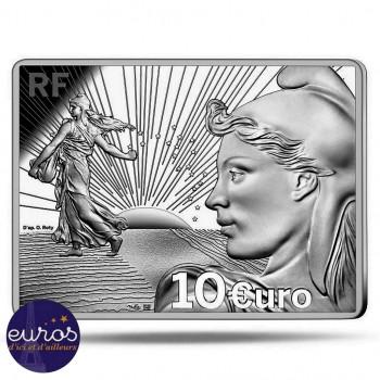 10 euros FRANCE 2021 - La...