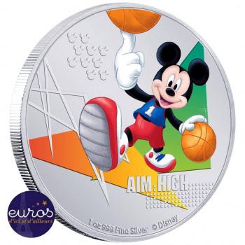 NIUE 2020 - 2$ NZD MICKEY...