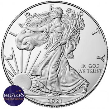 ETATS-UNIS 2021 - 1 $ US -...