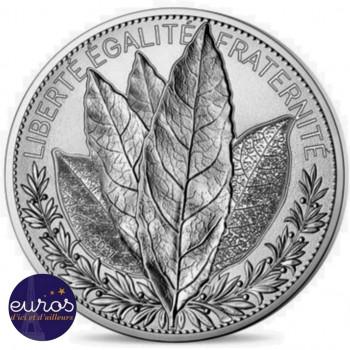 20 euros commémorative FRANCE 2021 - Laurier - Argent 900‰