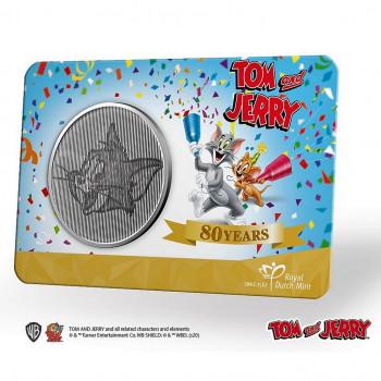 Coincard PAYS-BAS 2021 - Tom et Jerry® - Multiview BU