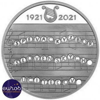 10 euros SLOVAQUIE 2021 -...