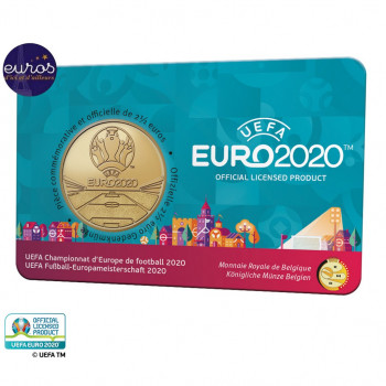 Coincard FR 2,5 euros...