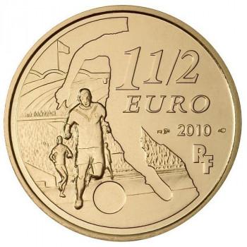 1,5 euros Girondins de Bordeaux 2010