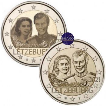 2 x 2 euros commémoratives...