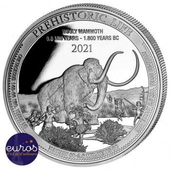 CONGO 2021 - Le Mammouth...