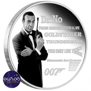 TUVALU 2021 - James Bond™...