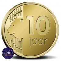 Médaille 10ème anniversaire de la semaine nationale de la monnaie
