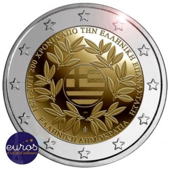 2 euros commémorative GRECE...