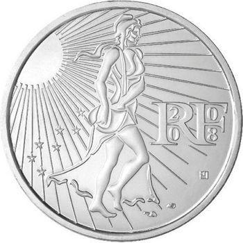 15 euros argent France 2008...