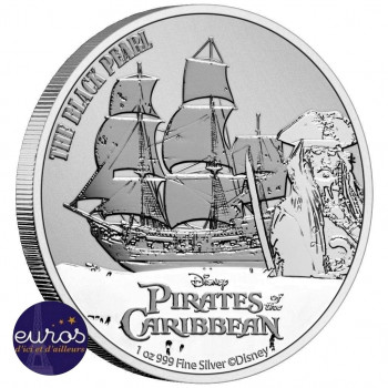 NIUE 2021 - 2$ NZD Pirates...