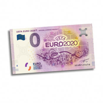 Billet Touristique 0€ UEFA...