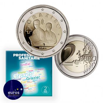 2 euros ITALIE 2021 Merci - Qualité Belle Épreuve