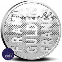 Avers de la Médaille du BENELUX 2001 à 2021 - 20 ans d'adieu aux monnaies nationales du Benelux