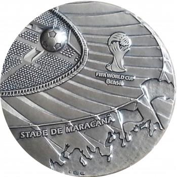 "Médaille FIFA 2014 ""Coupe..."