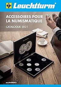 Catalogue Accessoires pour Numismatique 2021