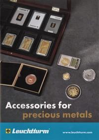 Catalogue d'accessoires pour Métaux Précieux