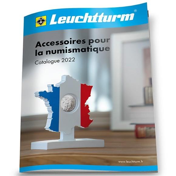 Catalogue Accessoires pour Numismatique 2022